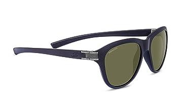 Serengeti Elba Gafas de Sol, Color Sanded Black Glitter/Satin ...