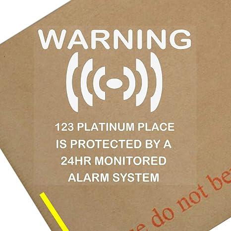 6 x personalizable - Home protegido - sistema de alarma ...
