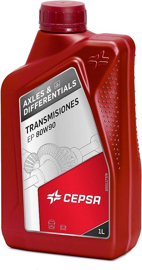 CEPSA 540624188 Aceite Mineral para Manual Transmisiones y Cajas ...