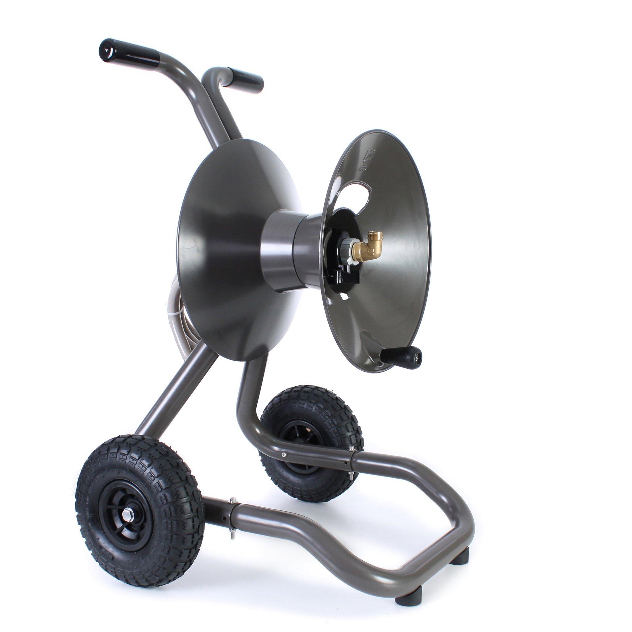 eley-hose-reel-cart  sc 1 st  VitalHoseHQ & 5 Best Hose Reel Cart With Wheels Reviews - VitalHoseHQ.com
