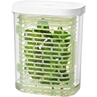 OXO 11212200 Good Grips GreenSaver Herb Keeper-Small (1.8 Qt), Green