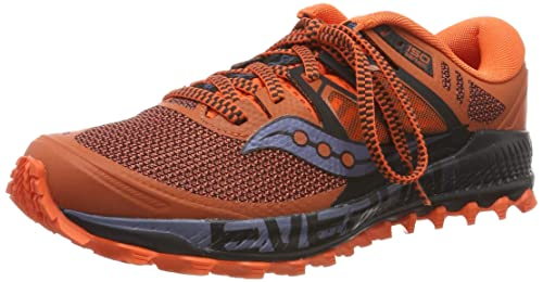 295f2b0a Saucony Men's Peregrine Iso Competition Running Shoes: Amazon.co.uk ...