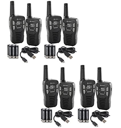 Amazon Com New 8 Cobra Cxt145 Microtalk 16 Mile 22 Channel
