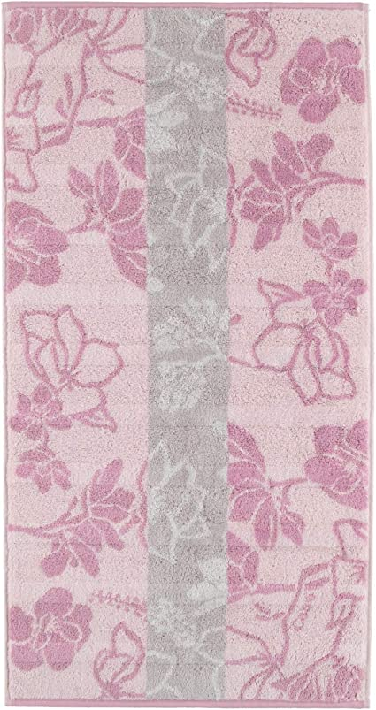 Asciugamano 50 x 100 cm Caw/ö Noblesse Interior Floral 1080