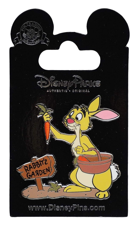 Disney Pin - Winnie the Pooh - Rabbit Garden
