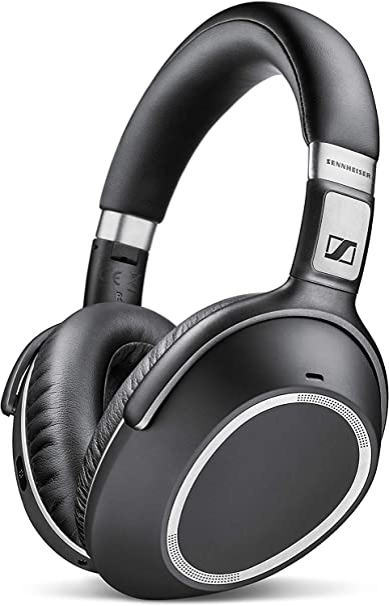 Sennheiser PXC550 - Auriculares de Diadema Cerrados con cancelación de Ruido adaptativo, Bluetooth, Color Negro: Amazon.es: Electrónica