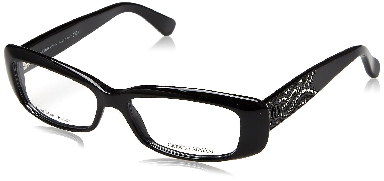 da8920df27b Amazon.com  Giorgio Armani Mirrored AR6044J-30044Z-45 Gold Round Sunglasses   Giorgio Armani  Clothing