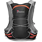Mardingtop Water Backpack Running Hydration Pack for Trail Biking Walking Hiking Bicycle Cycling Ultralight Running Race Vest