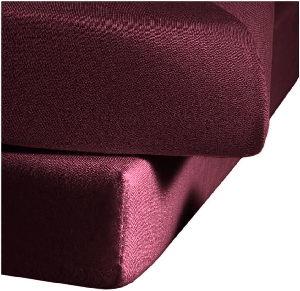 Fleuresse Jenny C Bettlaken Jersey 37,4 x 26,8 x 4 cm apfelgr/ün