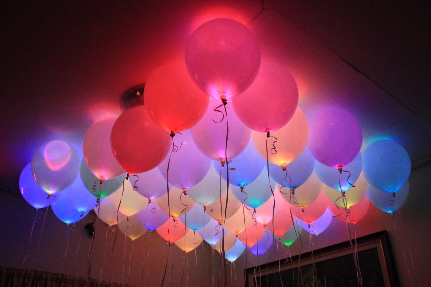 gifts online led balloons for party festival celebrations set of