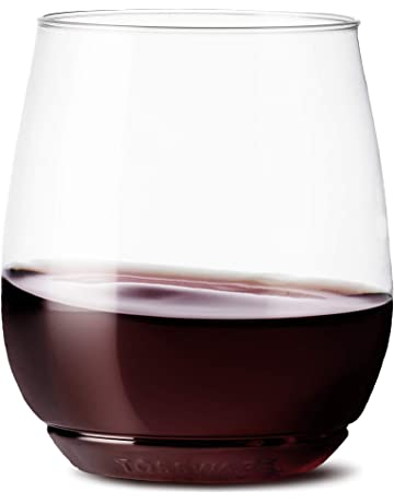 5044f33a992 TOSSWARE 14oz Vino - recyclable wine plastic cup