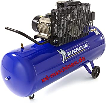 Michelin MB 200/3 - Compresor de aire (200 L, 10 bar, 2,2 KW, 360 L): Amazon.es: Bricolaje y herramientas
