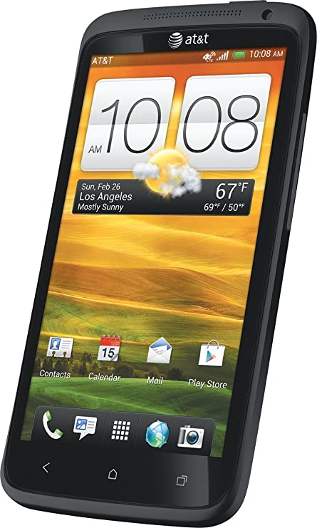 amazon com htc one x grey 16gb at t cell phones accessories rh amazon com AT&T HTC Phones AT&T HTC Battery