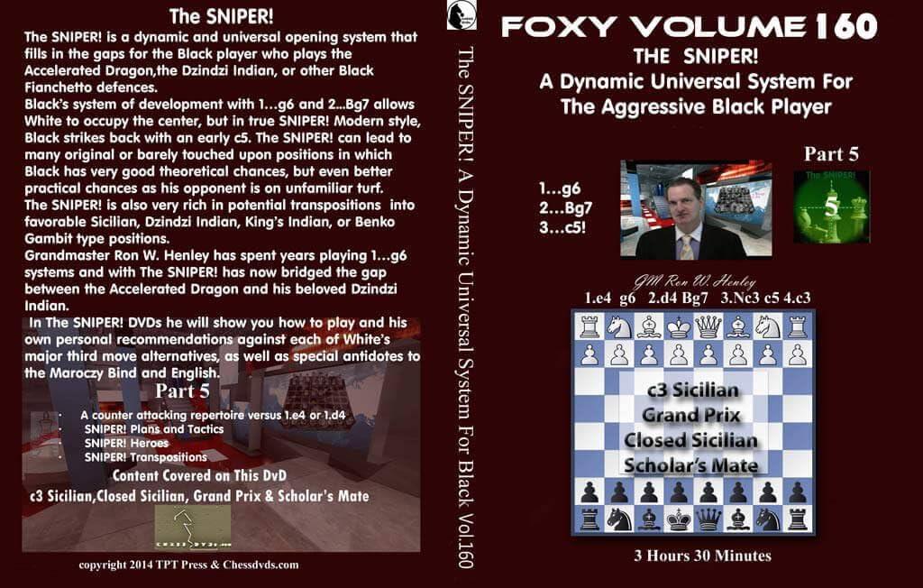 Foxy aberturas – Volumen 160 – el francotirador – Vol. 6 ...