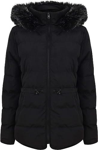 Tokyo Laundry Manteau matelassé Jasmin pour Femme avec