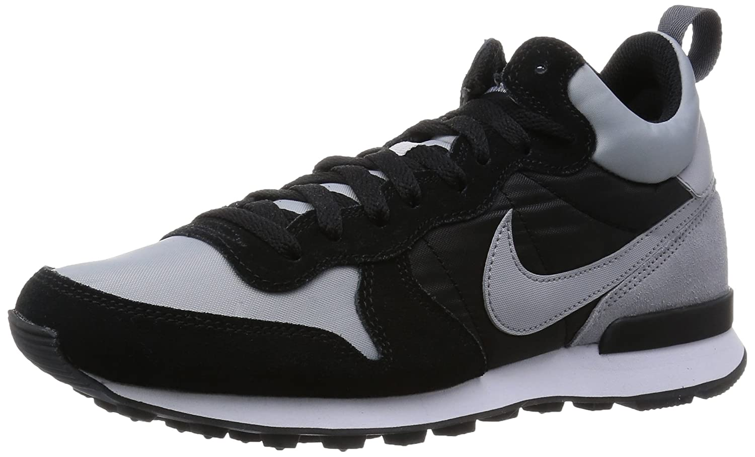 hot sale online f2859 6f197 Amazon.com   Nike Internationalist Mid Grey   Running