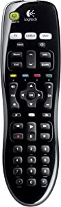 Logitech Harmony 200 Remote for Three Devices - Black (Discontinued by Manufacturer)