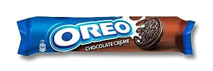 Oreo Galletas Crema De Chocolate - 154 g