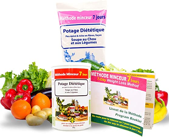 Anne Delona Fatburner Cabbage Soup Slimming Method 7 Days Diet Soup 1 Sachet For 7 Days Cure Amazon Co Uk Health Personal Care