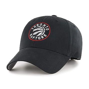 fac6aa38999 Men's Toronto Raptors Basic Hat Cap Adjustable Strap NBA Black Fan  Favourite OS, Baseball Caps - Amazon Canada