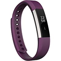 Fitbit Alta Fitness Wristband Activity Tracker (Small / Plum) - Refurbished