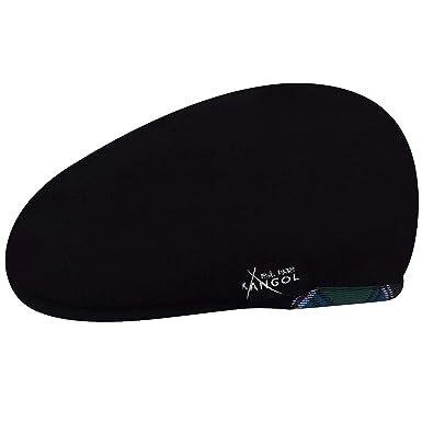 Kangol 80th Anniversary 504 Flat Cap Wool Ivy hat (XL (60-61 cm ... 730573e69114