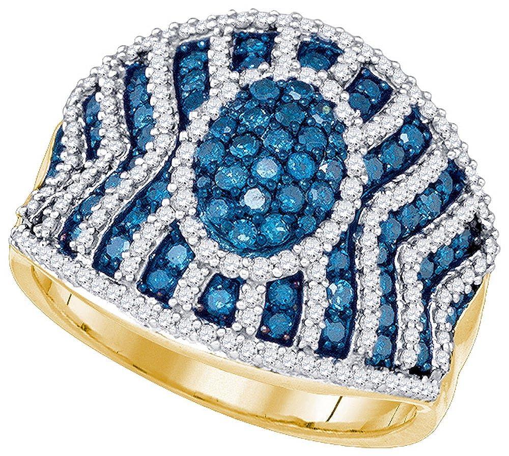 DazzlingRock Collection 11/2Carat Diamant Bague de Mode