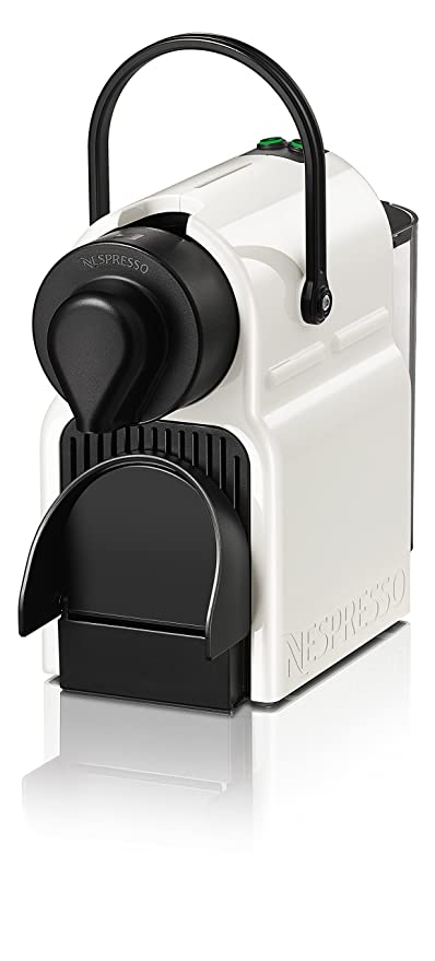 Krups YY1530FD Independiente Totalmente automática Máquina de café en cápsulas 0.7L 1tazas Negro, Color blanco - Cafetera (Independiente, Máquina de ...