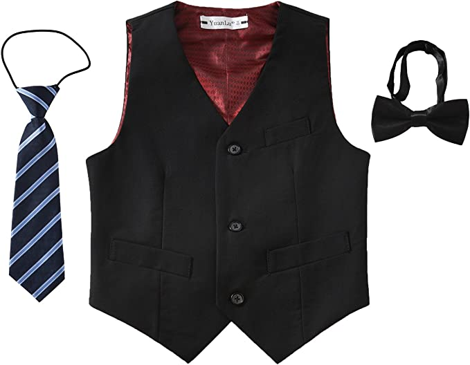 Outerstuff NCAA Boys Scrimmage Fleece Vest Outerstuff Licensed Youth Apparel 468YK-P