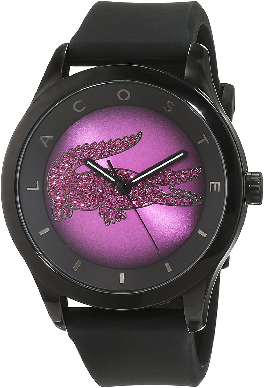 Lacoste Victoria de Mujer-Reloj analógico de Cuarzo Silicona 2000918