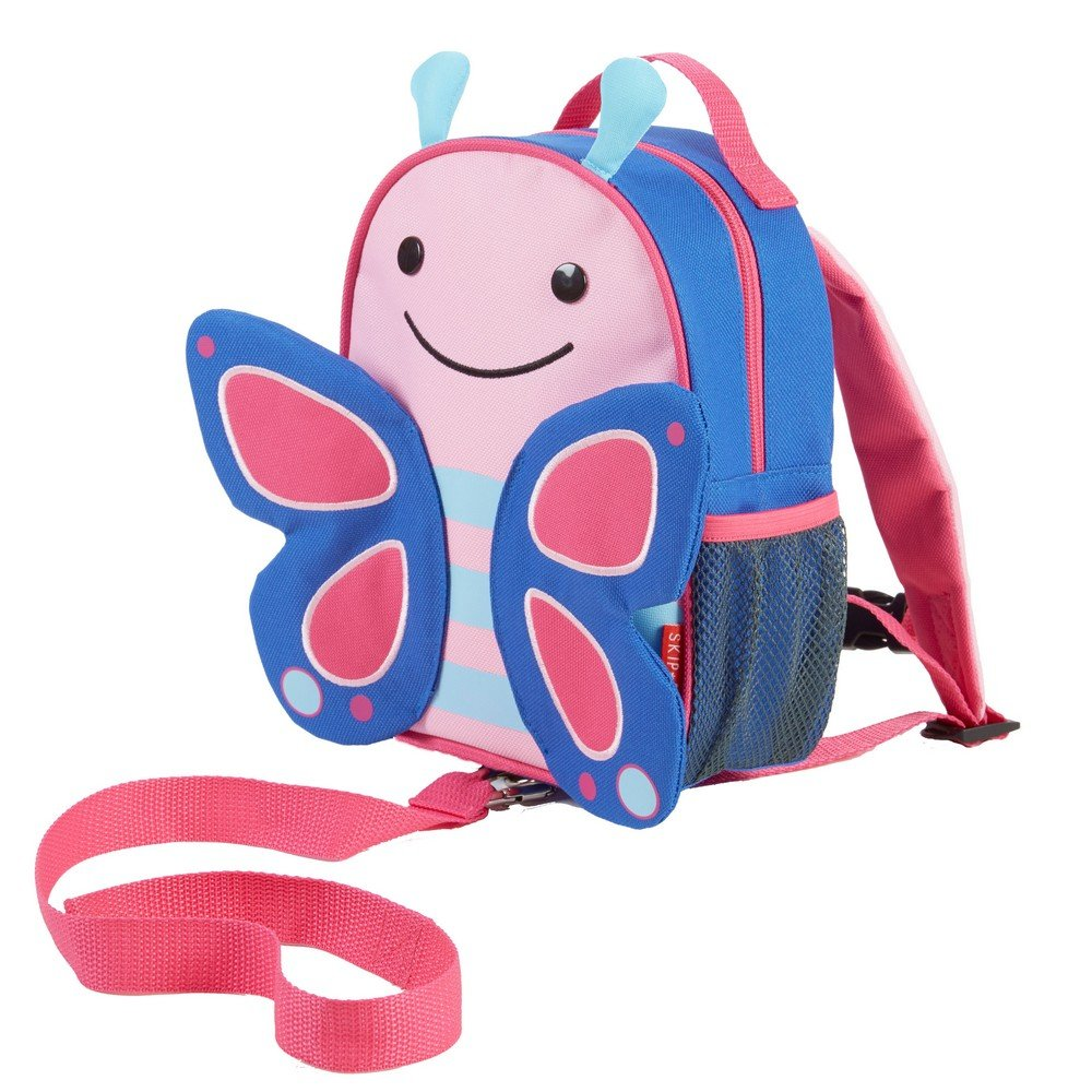 Skip Hop Zoolet Mini Backpack with Reins - Butterfly