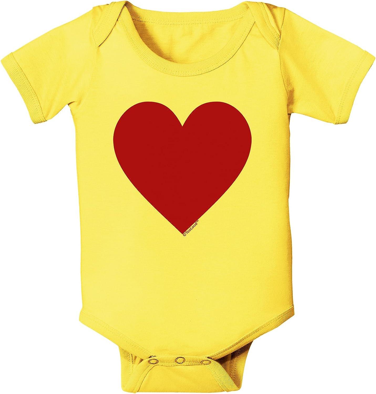 Heart Banner Design Infant T-Shirt Dark TooLoud Worlds Best Mom