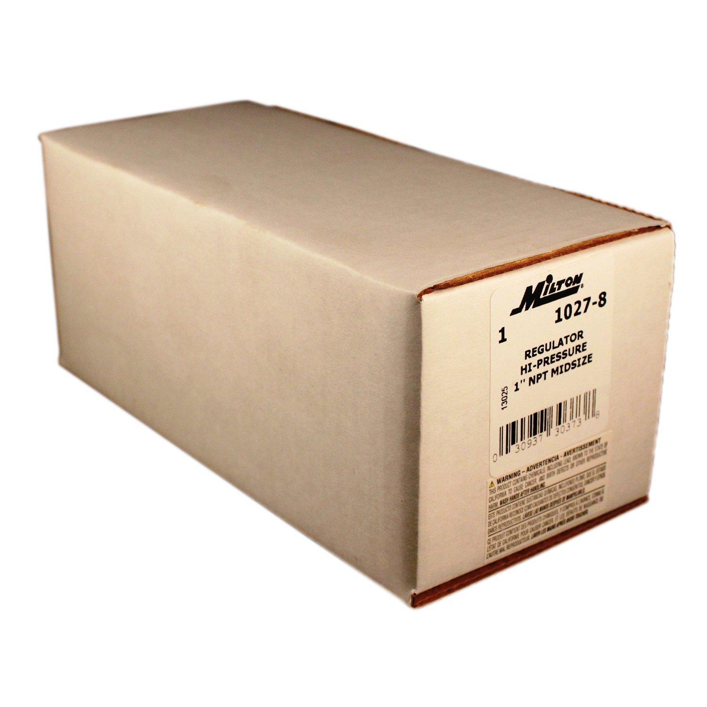 Milton 1027-8 1 NPT High Pressure FRL Regulator