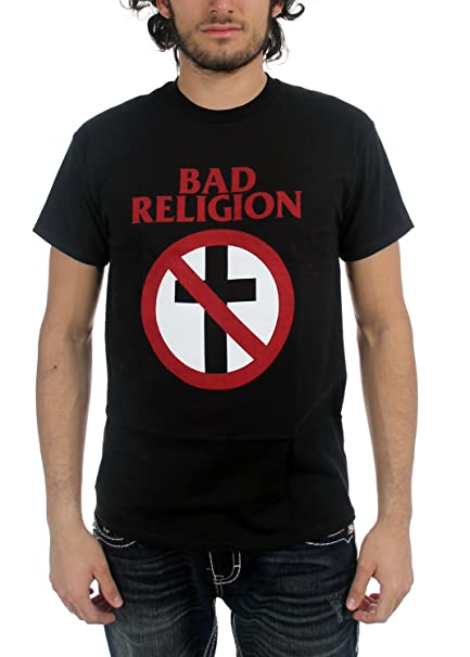 Bad Religion - Camiseta - Hombre - Bad Religion - Uomo Classic Crossbuster (Camiseta): Amazon.es: Ropa y accesorios