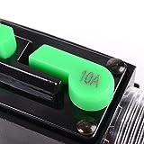 WINOMO 10 Amp Circuit Breaker In-Line Reset Fuse