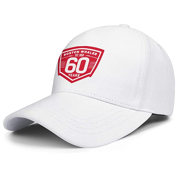 a836292aa Gift Mens Baseball Caps Boston-Whaler-80-years- Dad Hats for Women ...