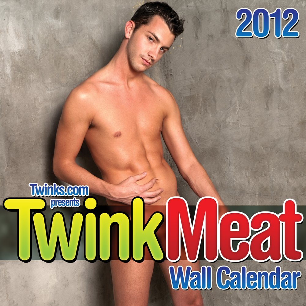 Twink Meat 2012 Calendar: Amazon.ca: Twinks. com: Books