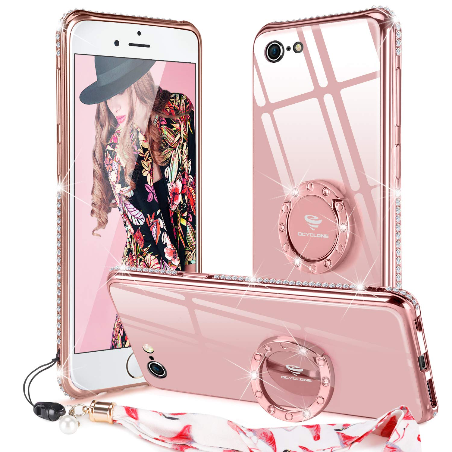 diamond iphone 6s plus case