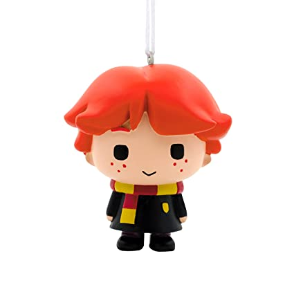 Hallmark Harry Potter Ron Weasley Christmas Ornament - Hallmark Harry Potter Ron Weasley Christmas Ornament