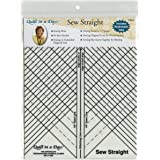 Quilt In A Day Sew Straight Ruler, 1-Pack