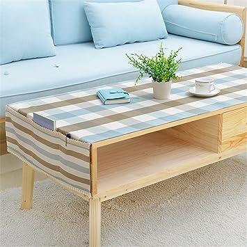 Lattice Wohnzimmer Tisch Tischdecke Moderne Einfache Stoff