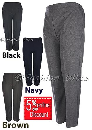Size Large More Discounts Surprises Practical Ladies Brown Shorts Clothes, Shoes & Accessories Women's Clothing