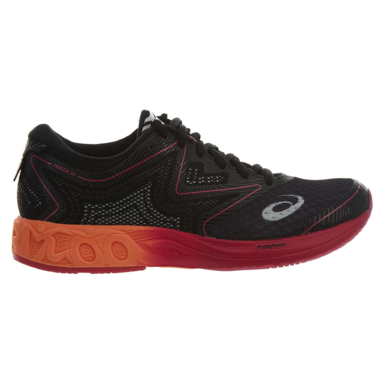 ASICS Women's Noosa FF Running Shoe Orange/Pink B076TL2FDY 10 B(M) US|Black/Hot Orange/Pink Shoe Peacock bdf7fd