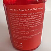 Amazon.com: World's First Apple Cider Vinegar Gummy