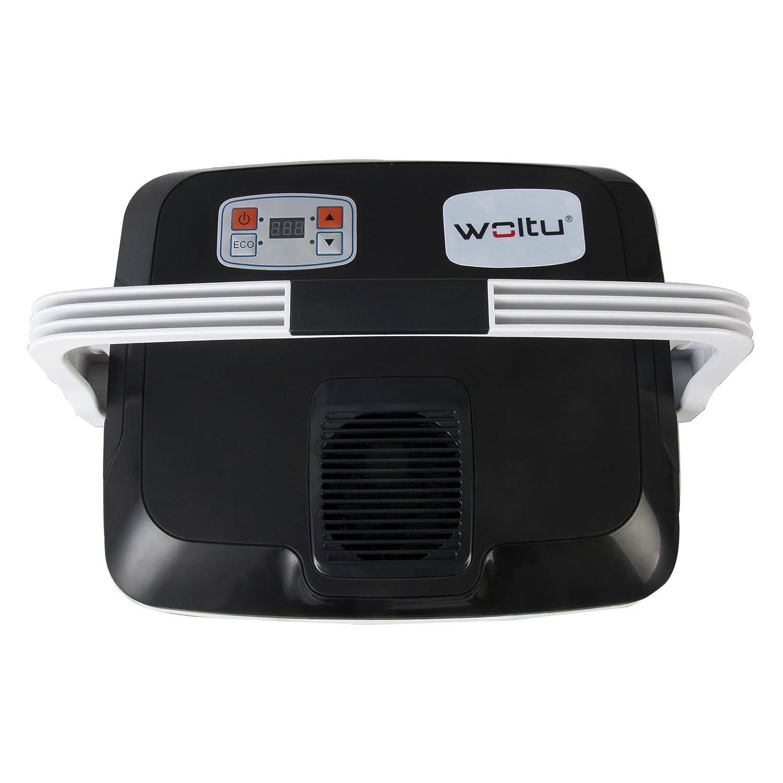 Thermo-Elektrische Mini-K/ühlschrank f/ür Auto und Camping 26L Isolierbox warmhalten oder k/ühlen 12V/&220V WOLTU K/ühlbox