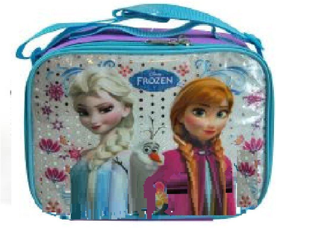 Disney Frozen Princess Elsa, Anna & Olaf Snow Lunch Bag Others