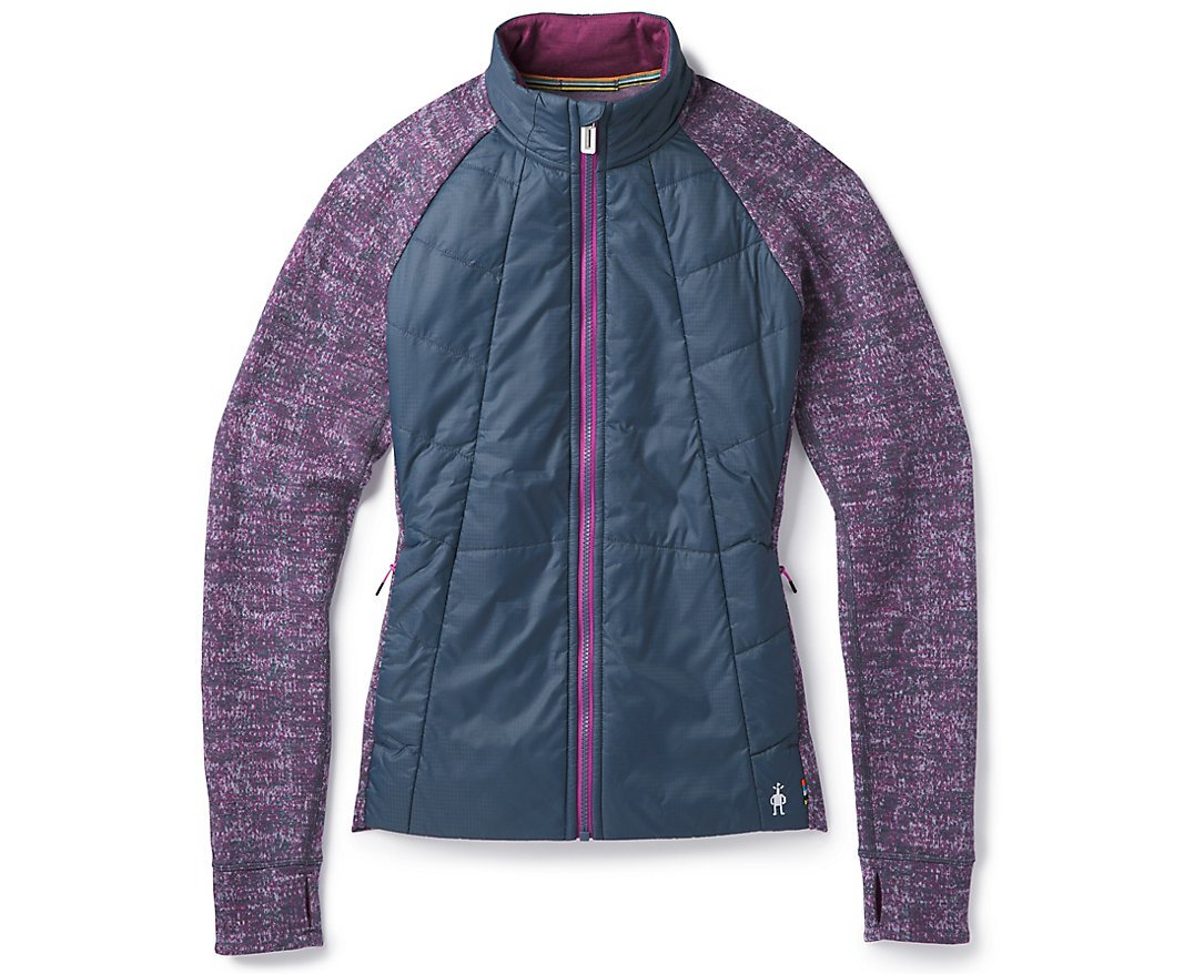 Smartwool Women's Smartloft 60 Jacket - Merino Wool Water and Wind Resistant Performance Outerwear by Smartwool