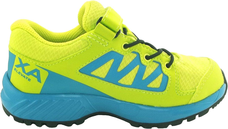Salomon XA Elevate CSWP K Chaussures de Sport Mixte Enfant