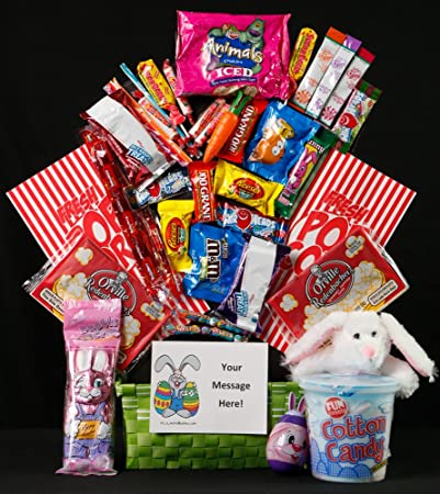 Amazon easter student care package food basket college easter student care package food basket college care package gift for negle Gallery