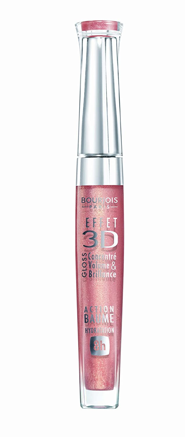 Bourjois Effect 3D Lip Gloss Rose or Epic 341070
